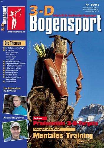 Zeitschrift – 3D-Bogensport 4/2012