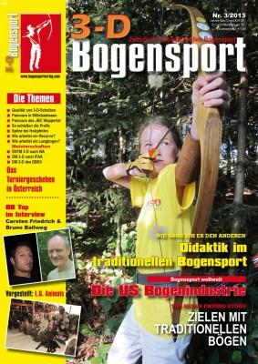 Zeitschrift – 3D-Bogensport 3/2013