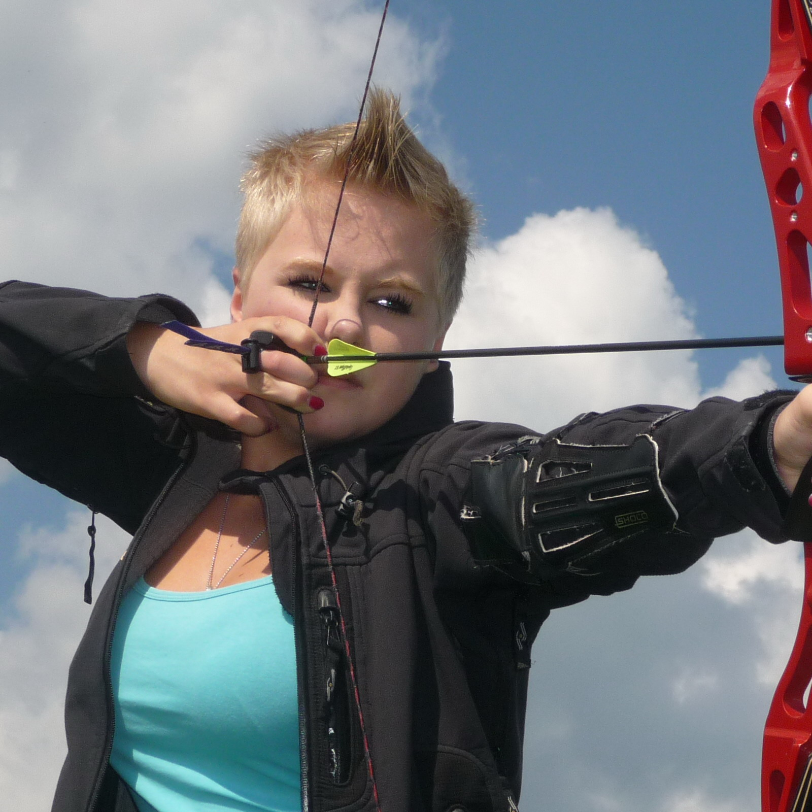 Vanessa Pils ist im Österreichischen Jugendkader