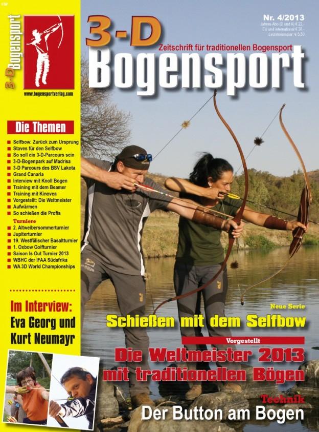 Zeitschrift – 3D-Bogensport 4/2013